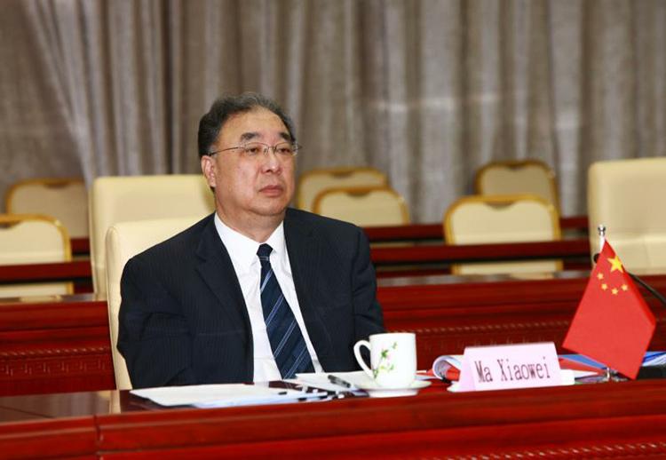 马晓伟主任出席全球疫苗峰会视频会议